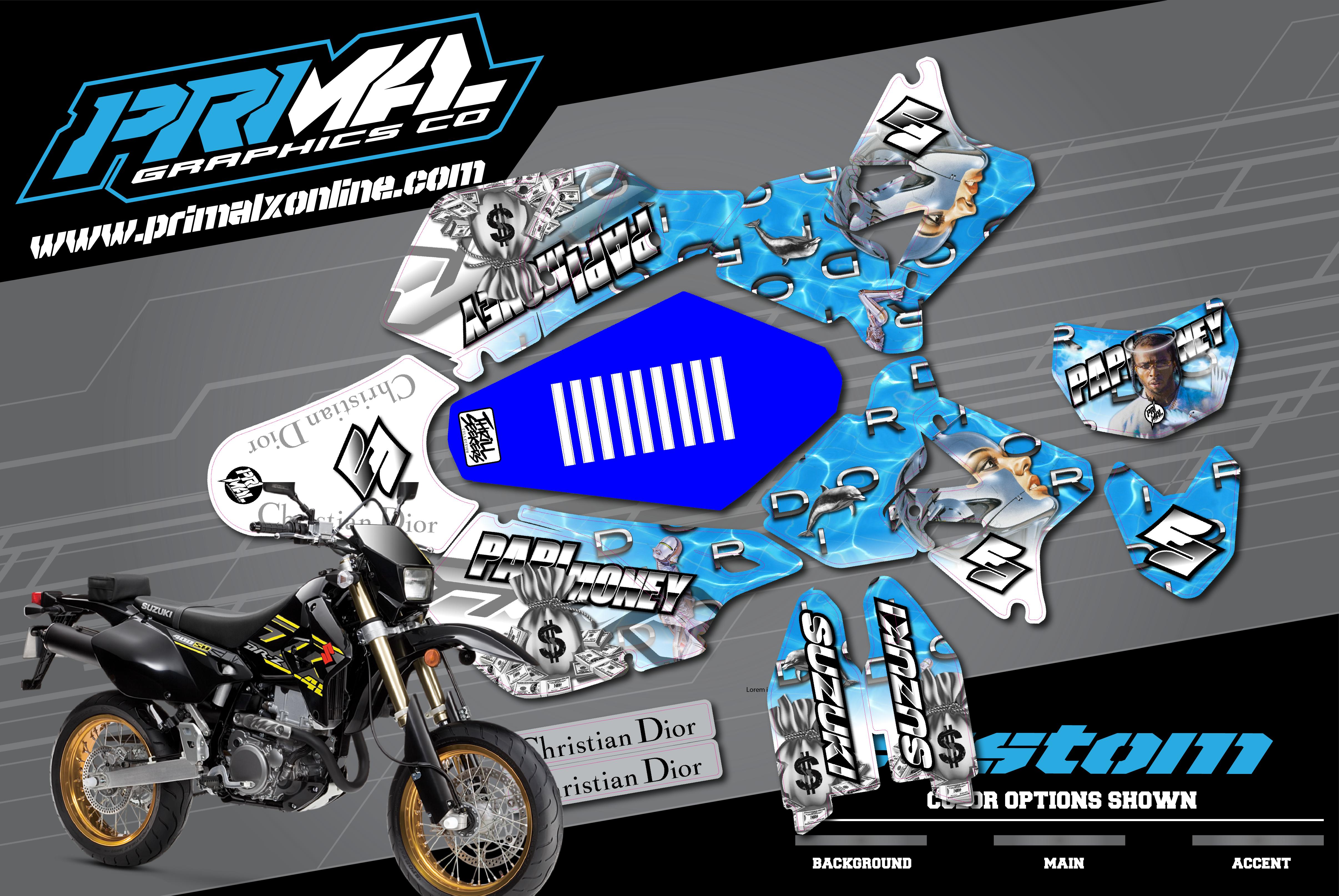1_PRIMAL-X-MOTORSPORTS-PRIMAL-GRAPHICS-CO-SUZUKI-DRZ400SM-SUPERMOTO-MOTOCROSS-GRAPHICS-BIKELIFE-DIOR-CHROME-01