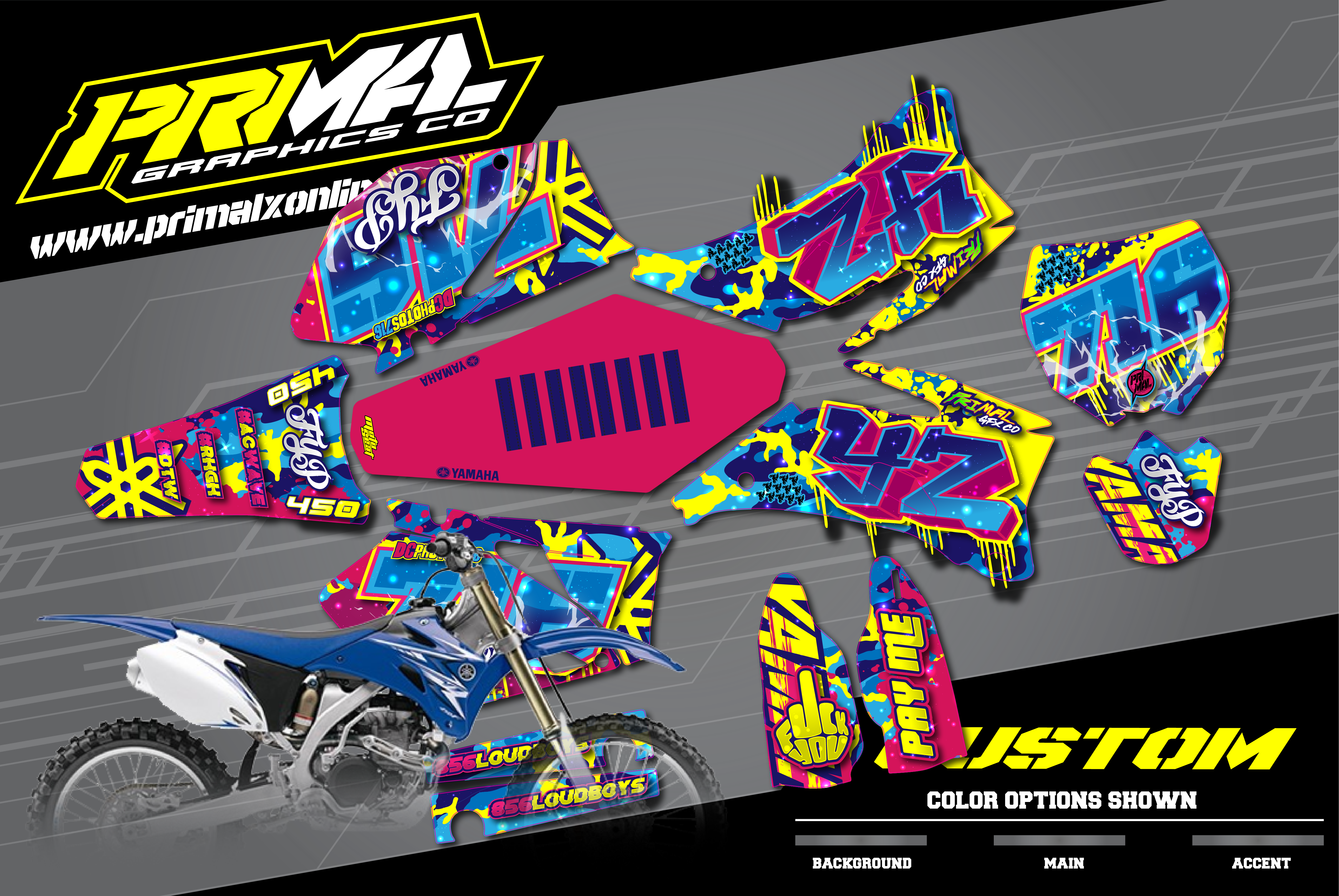 1_PRIMAL-X-MOTORSPORTS-PRIMAL-GRAPHICS-CO-YAMAHA-yz450F-yz250-CUSTOM-GRAPHICS-KIT-BIKELIFE-RETRO-716-01