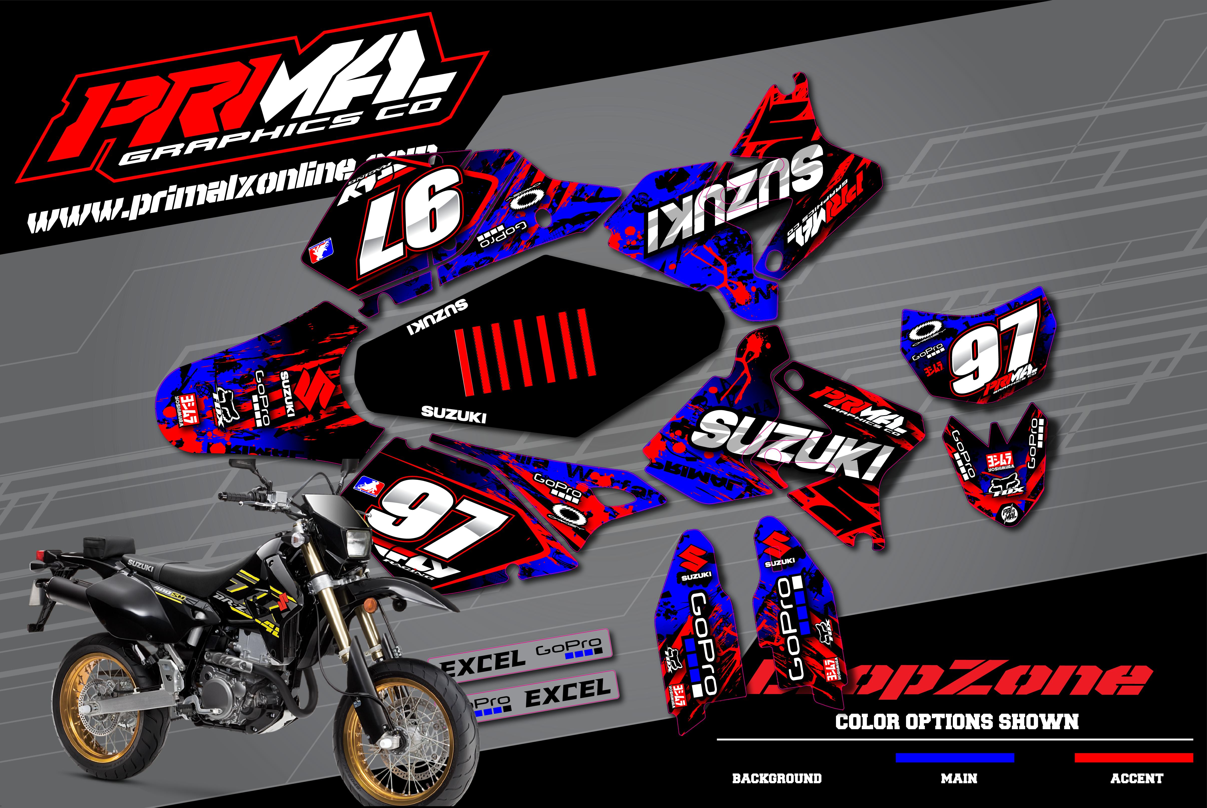 PRIMAL-X-MOTORSPORTS-PRIMAL-GRAPHICS-CO-SUZUKI-DRZ400SM-SUPERMOTO-MOTOCROSS-GRAPHICS-BIKELIFE-CHARMCITY-NEW-DROPZONE-01