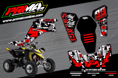 PRIMAL-X-MOTORSPORTS-PRIMAL-GRAPHICS-CO-SUZUKI-LTZ400-MONTANA-HEC-CUSTOM-GRAPHICS-KIT-BIKELIFE-SAVAGE-01