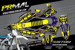 PRIMAL-X-MOTORSPORTS-PRIMAL-GRAPHICS-CO-YAMAH-YZ250f-YZ450F-MOTOCROSS-GRAPHICS-APE-SERIES-CHARM-CITY-SCAT-PACK-01
